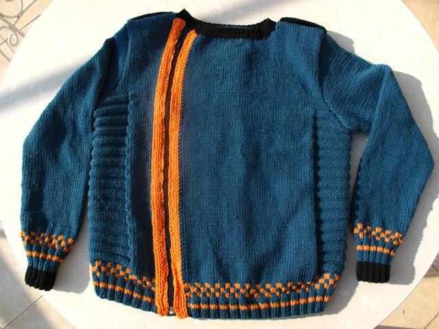 Fotis jacket (front)