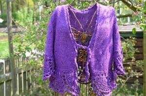 Bolero_Tusshena_Silk_violett_front