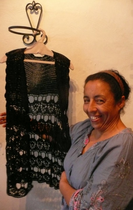 Gilet Faiza