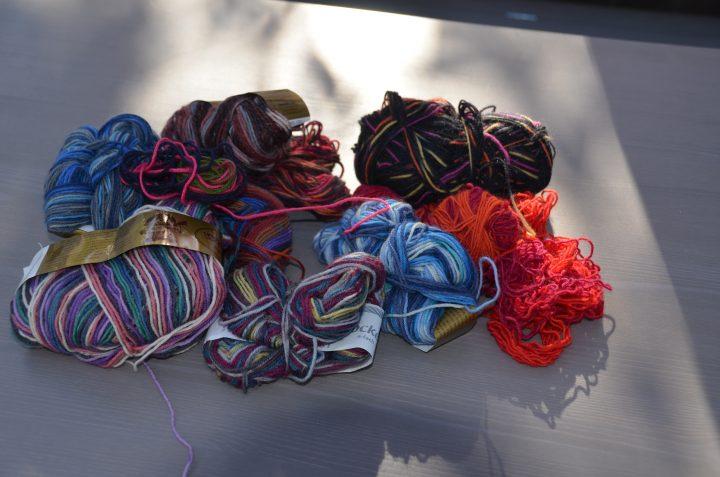 rest of sockwool balls